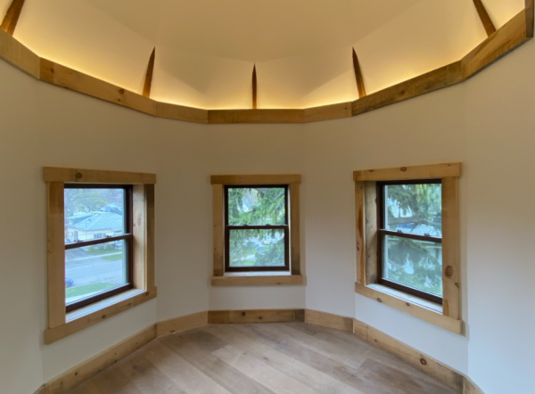 Forward Contracting - Turret Room